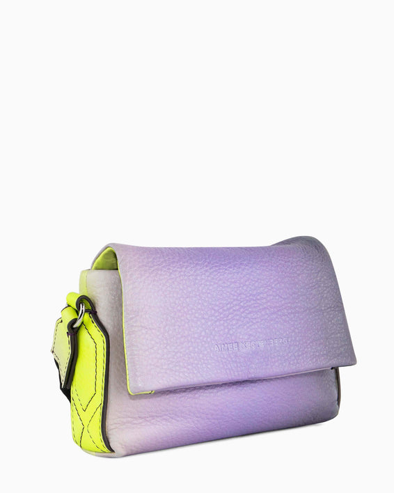 Broadway Crossbody - reef ombre side angle