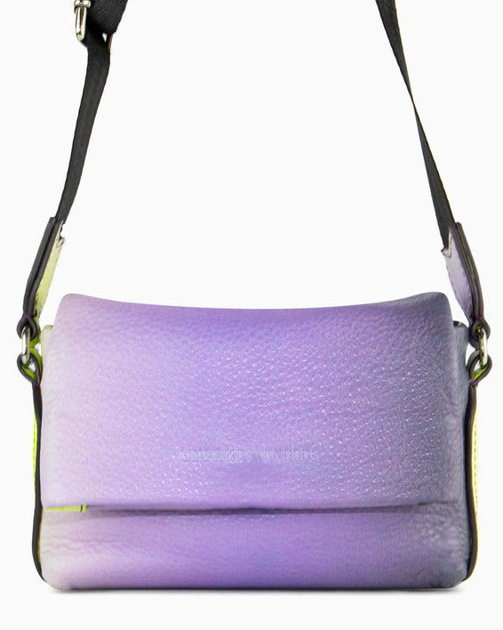 Broadway Crossbody - reef ombre alternate view