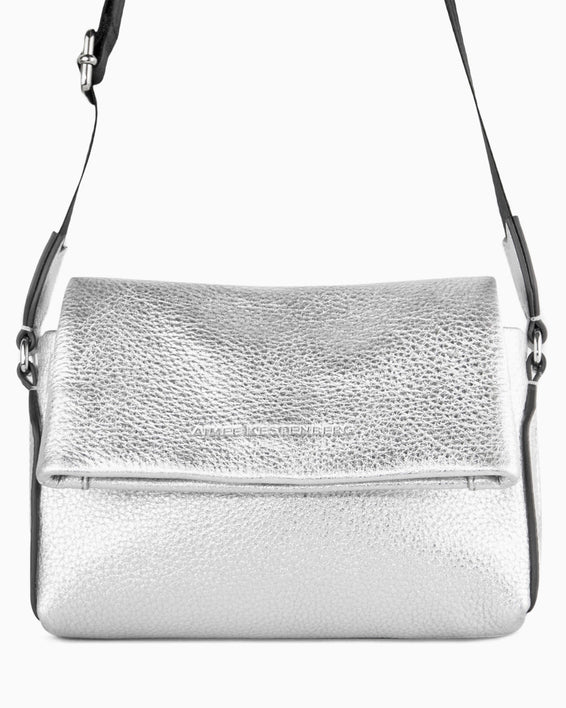 Broadway Crossbody - silver alternate view