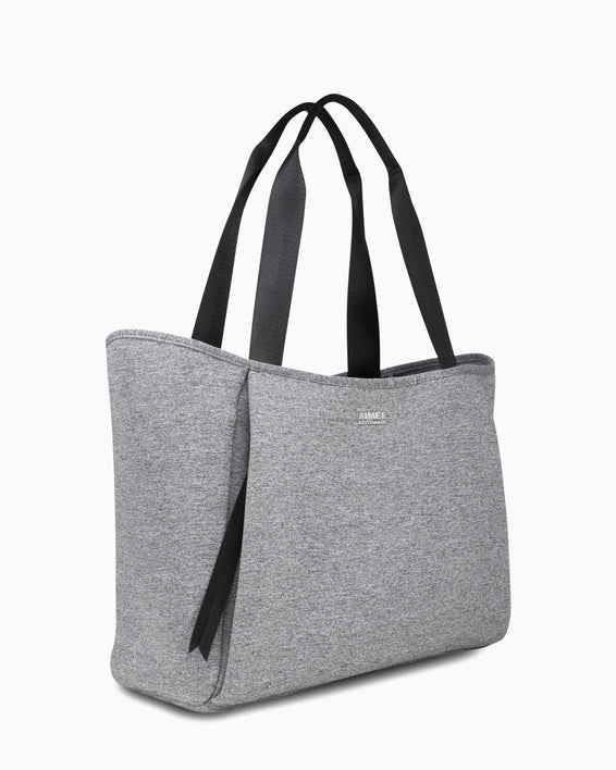 Care Free Neoprene Tote - side angle