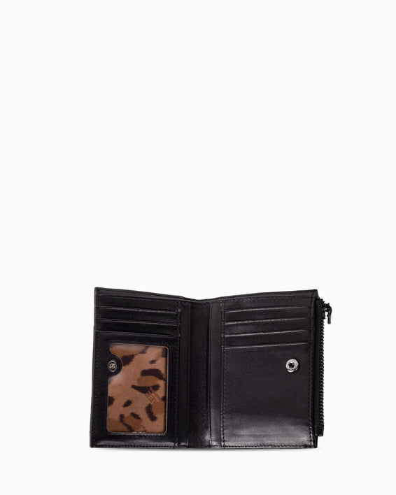Dusk Till Dawn Bifold Wallet - interior functionality