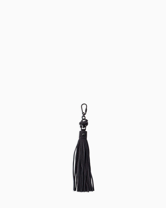 Its  love thing tassel - black