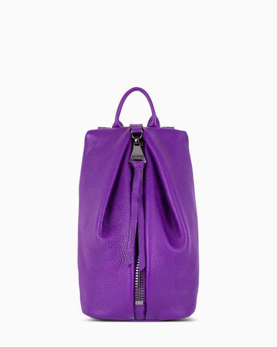 Tamitha Mini Backpack - Violet front