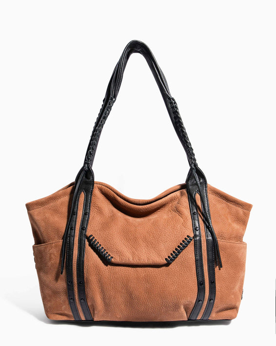 Always Boho Shopper Vachetta Nubuck - front