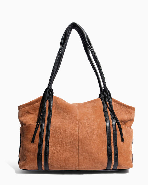 Always Boho Shopper Vachetta Nubuck - back
