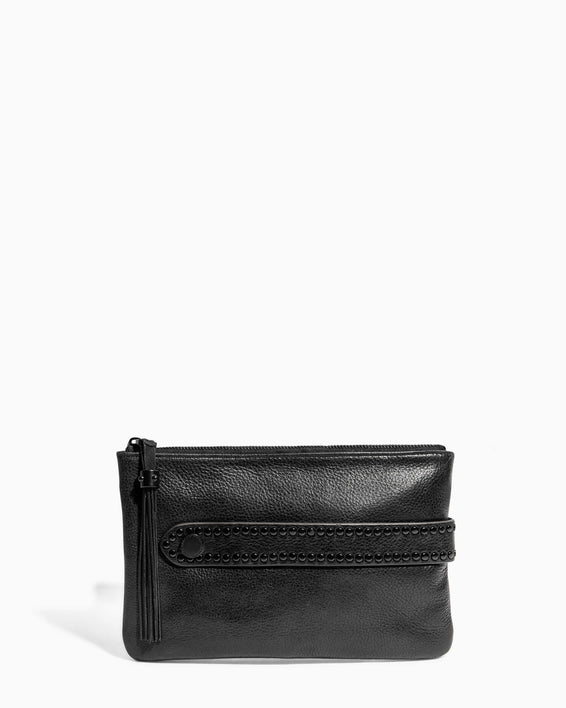 Dancing Queen Pouch Black - front