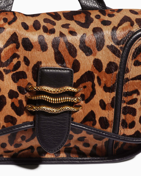 Fierce & Fab Saddle Bag