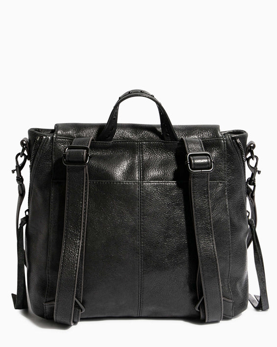 No B.S. Convertible Backpack - black back