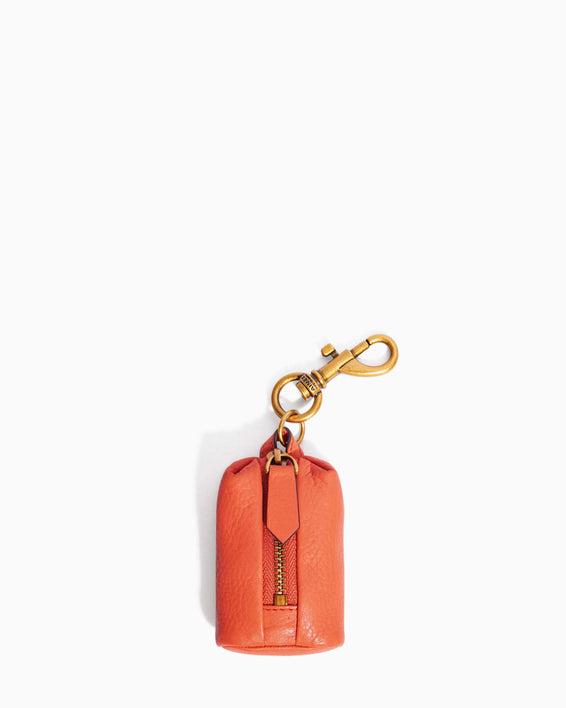 Tamitha Key Fob Coral - front