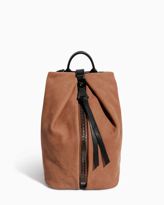 Tamitha Mini Backpack Vachetta Nubuck - front