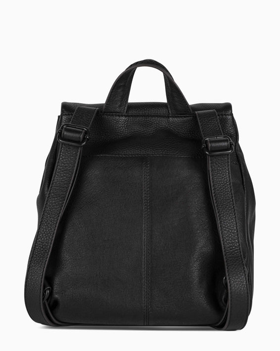 Bali Backpack - Black Back