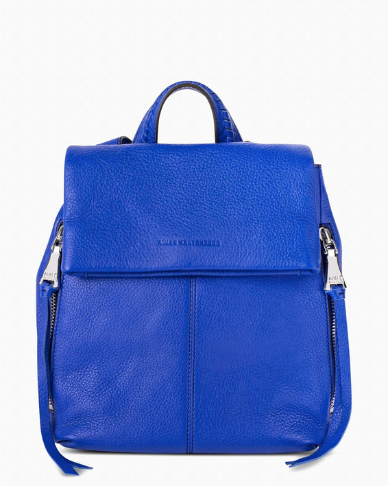Bali Backpack - Lapis Blue Front