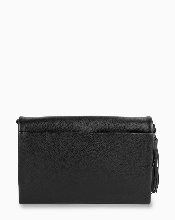 Bali Convertible Clutch - Black Back