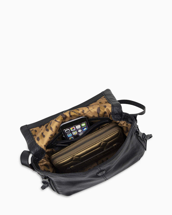 Bali Crossbody - interior functionality
