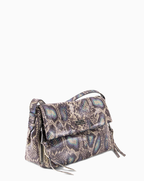 Bali Crossbody - Pop Snake Side Angle