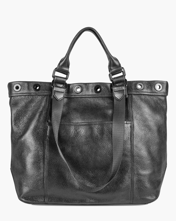 Day Dreamer Tote - Black Back