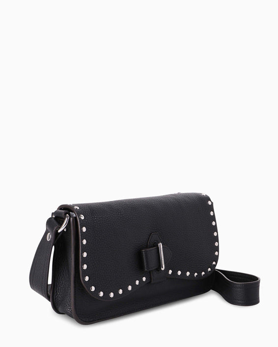 Happy hour crossbody - Black side angle