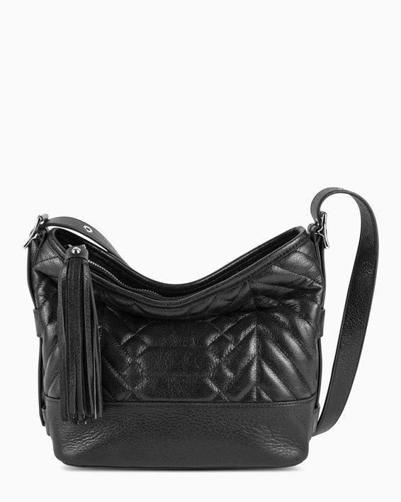 Scene Stealer bucket bag - Black front