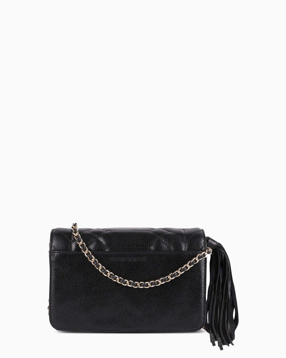 Scene Stealer Crossbody - Black back