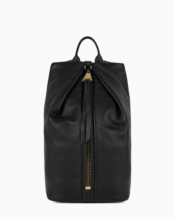 Tamitha Backpack - Black gold Front