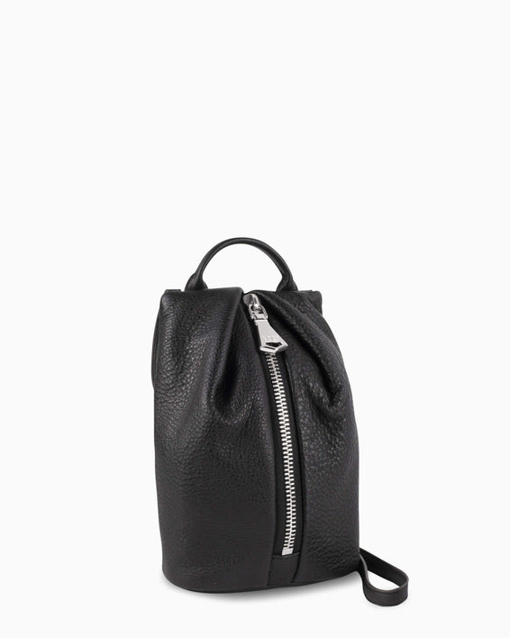 Tamitha Mini Crossbody - Black side angle