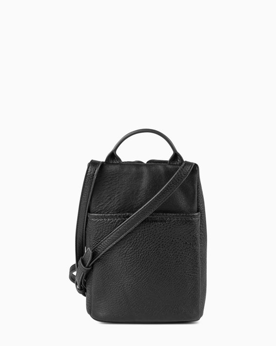 Tamitha Mini Crossbody - Black back