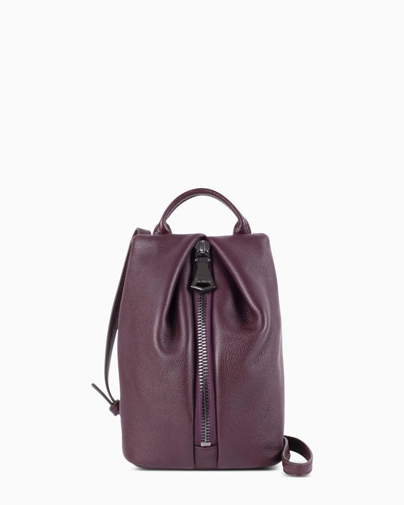 Tamitha Mini Crossbody - Vino front