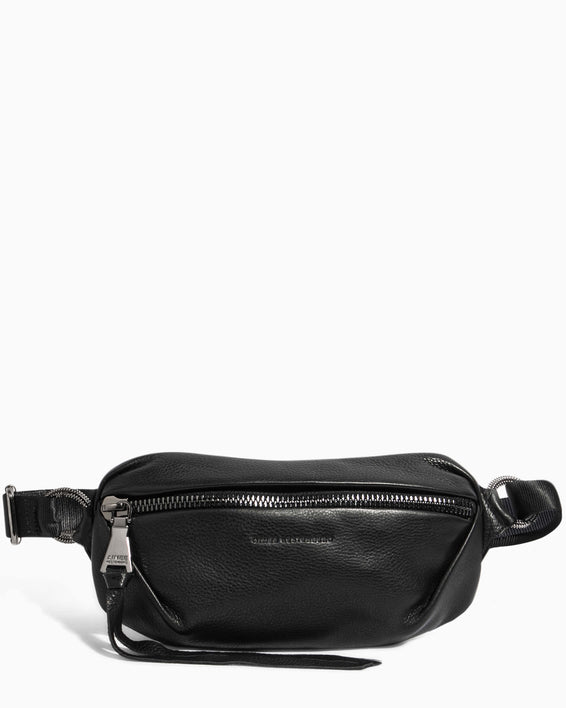Outta This World Bum Bag Black - front