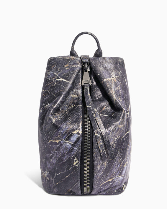 Tamitha Backpack Midnight Marble - front