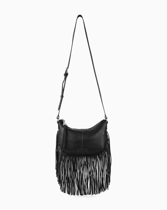 Beach Babe Fringe Crossbody - detail