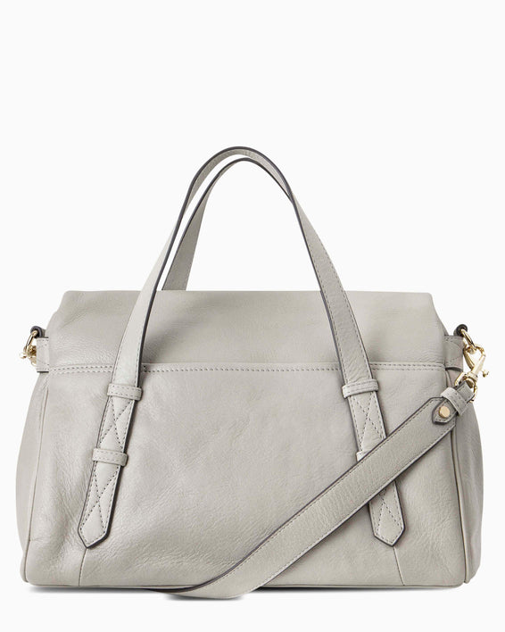 City Slicker Satchel - back