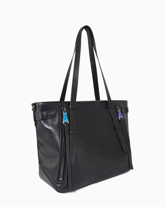 City Slicker Tote - side angle