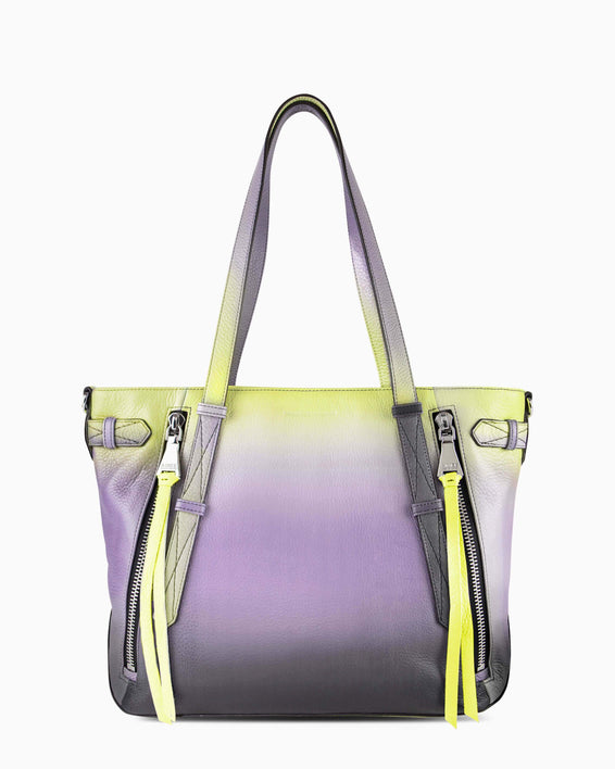City Slicker Tote - reef ombre front