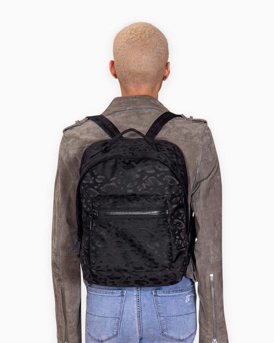 Got Your Back Backpack - on model