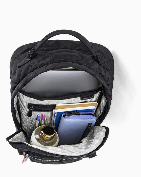 Got Your Back Backpack - interior functionality