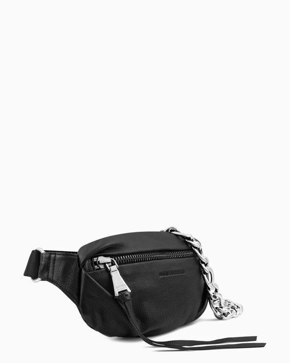 Heart Chain Bum Bag - side angle