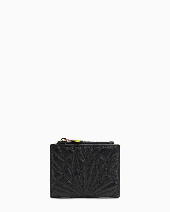 It's A Love Thing Bifold Wallet - black front