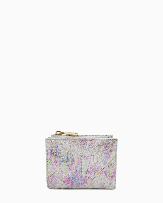 It's A Love Thing Bifold Wallet - sunrise metallic front