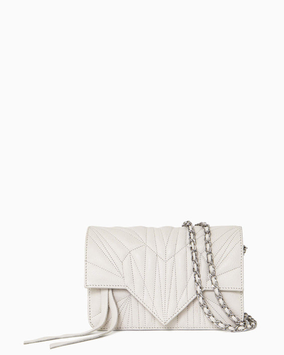 It's A Love Thing Crossbody - vanilla front