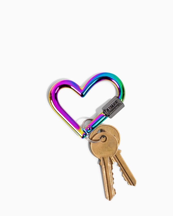 It's A Love Thing Heart Key Fob - alt view