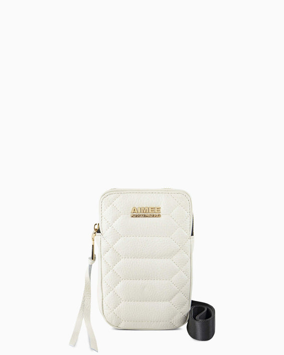 Just Saying Crossbody - vanilla front