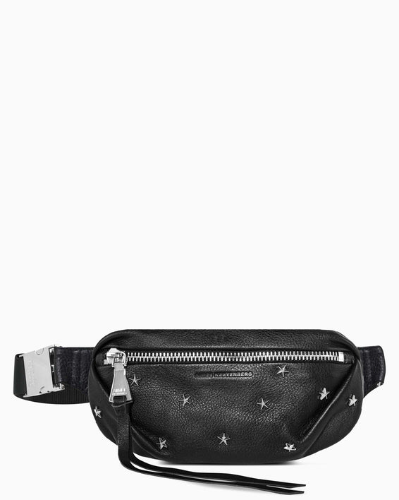 Milan Bum Bag - starfish studs front