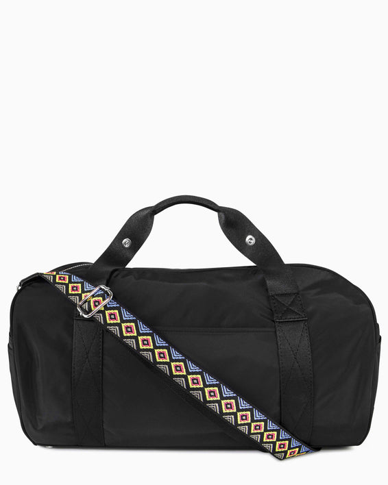 On The Go Large Duffle - back