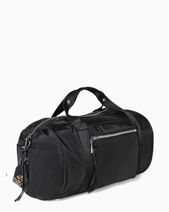 On The Go Medium Duffle- side angle