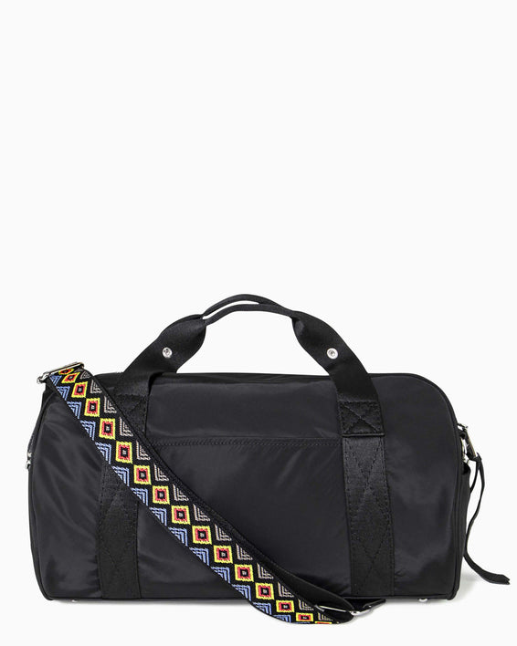 On The Go Medium Duffle - back