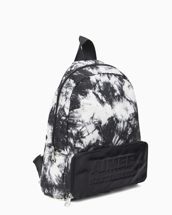 Packable Backpack- side angle