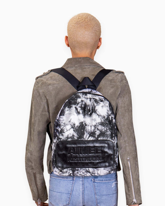 Packable Backpack - on model
