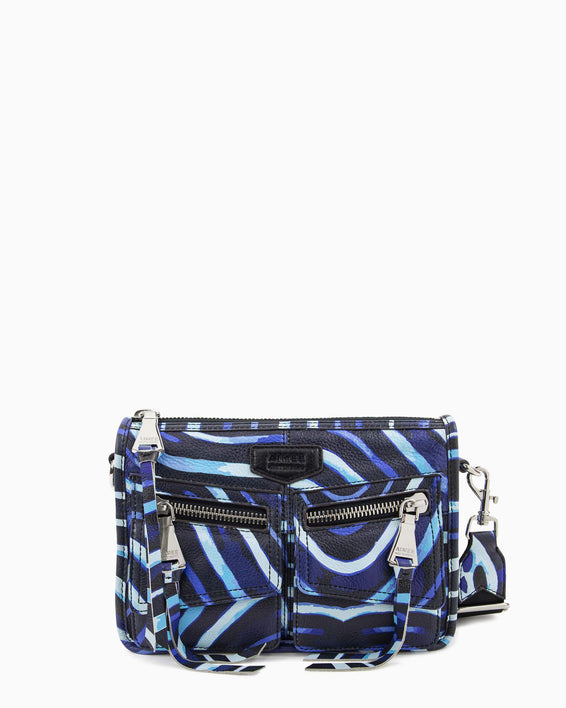 Road Trip Crossbody - angel fish front