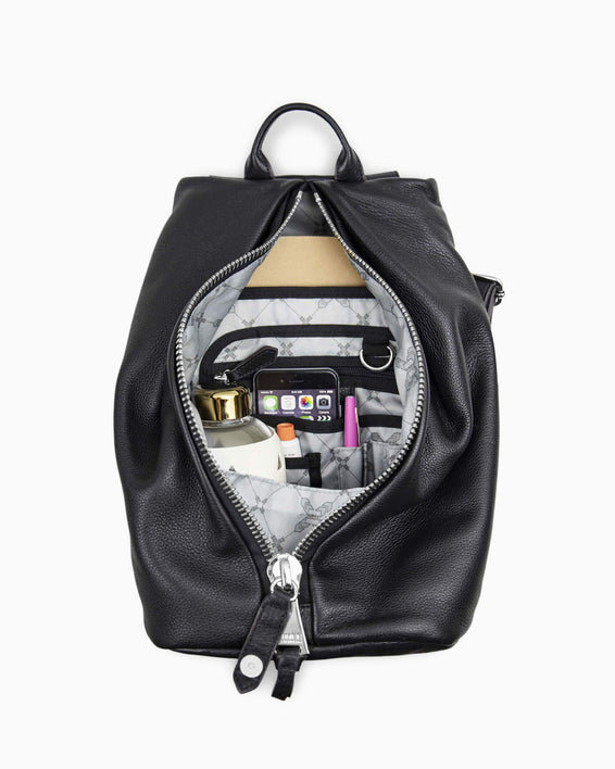 Tamitha Backpack - interior functionality