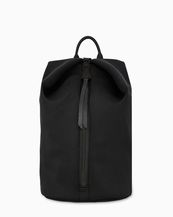 Tamitha Backpack - black neoprene front